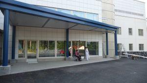 Savonlinnan keskussairaan päivystyspoliklinikka