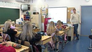 Heinola, Myllyojan koulu.