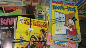 Ostappa nippu Tex Willereitä!