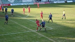 FC Inter ja FF Jaro kohtasivat Turun Veritas stadionilla.