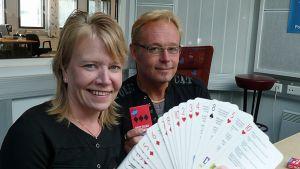 Eija ja Jukka Kuusisto