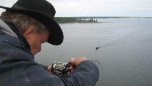 Kalastaja ja vene