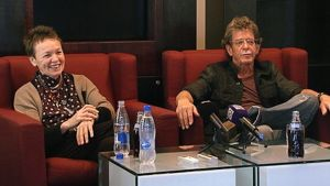 Laurie Andersson ja Lou Reed