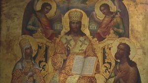 Ortodoksinen kirkkomuseo.