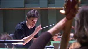 Pori Sinfoniettan kapellimestari Jukka Iisakkila.