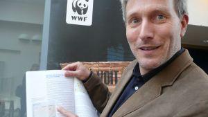 Merenpintojen arvioidaan nousevan vielä jyrkemmin kuin aikaisemmissa ennustuksissa, näyttää WWF:n vanhempi tutkija Martin Sommerkorn.