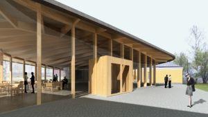 Tieto- ja näyttelykeskus Tali-Ihantala