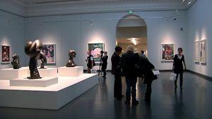 Picasso-näyttely Ateneumissa