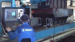 Teknologiakeskuksen tavoitteena on kehittää muun muassa alueen metalliteollisuutta.