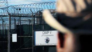 Guantanamon vankileiri.