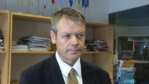 Kansanedustaja Timo Kaunisto