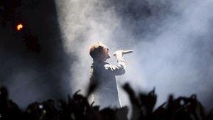 U2-yhtyeen laulaja Bono esiintyy Barcelonassa kesäkuussa.