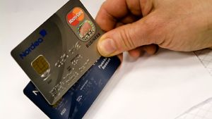Nordean luottokortteja