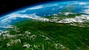 Maapallo avaruudesta katsottuna