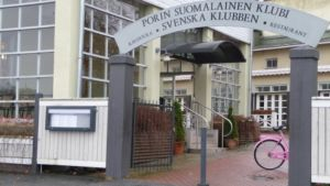 Porin Suomalainen Klubi, Svenska Klubben -ravintola Porissa.