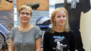 Tiivi Ylijoki ja Pirkko Räikkönen