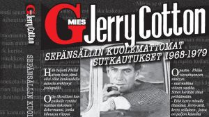 Kirja G-mies Jerry Cottonin parhaista heitoista