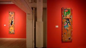 Taidegraafikko Juha Tammenpään 30-vuotisjuhlanäyttely avautuu Kuntsin modernin taiteen museossa Vaasassa.