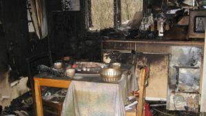 Palanut keittiö