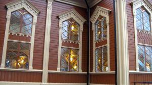 Kontiolahden kirkko.