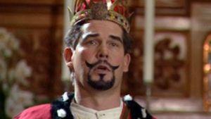 Kuningas Herodes Tiernapojat-esityksessä