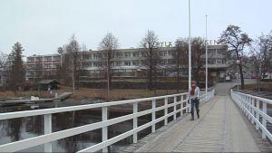 Kylpylä Casino Savonlinnassa.