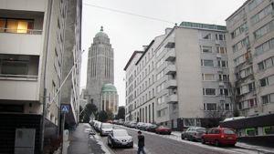 Helsingin Kallion kirkko.