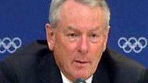 WADA:n puheenjohtaja Richard Pound.
