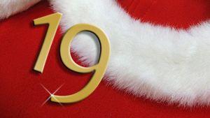 Joulukalenterin luukku 19