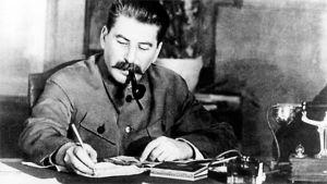 Neuvostoliiton johtaja Josif Stalin vuonna 1939
