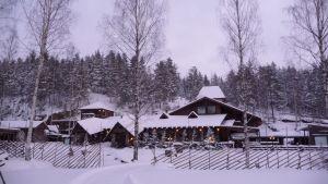 Lomakeskus Järvisydän