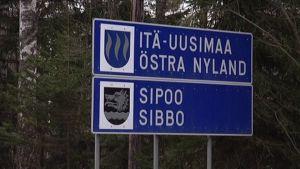 Helsinki haukkasi Sipoon länsiosan