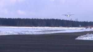 Seinäjoen lentokenttä.
