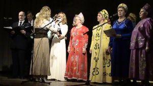 Laulu on yksi tärkeä harrastus inkerinsuomalaisille.