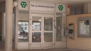 An Employment and Economic Development Office. Työvoimatoimisto.