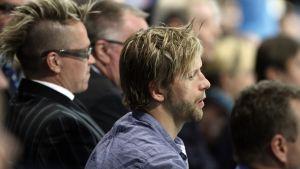 Pettri Nummelin ja Tomi Kallio.