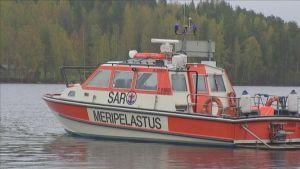 Jyväskylän järvipelastajien alus