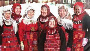 venäjän euroviisuedustajat mummot sekä antti salmela