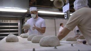 Porokylän leipomo.