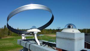 Ultraviolettisäteilyn mittauslaite