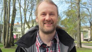 Kuvassa Heikki Kossi