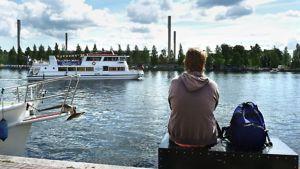 Sisävesiliikenne, Tuula Nyberg/ YLE