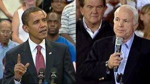 Obama ja McCain
