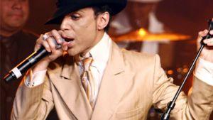 Prince esiintyi Montreux Jazz Cafessa viime vuonna