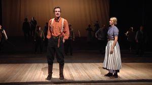 Näytelmä saa ensi-iltansa tänään Vaasan kaupunginteatterissa.