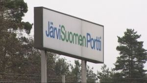 Kyltti Järvi-Suomen Portti