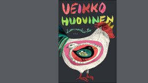 Veikko Huovinen: Luonnonkierto -kirjan kansi