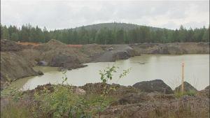 Kevitsan kaivosalue Sodankylässä