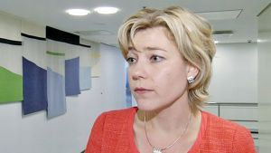 Public Administration and Local Government Minister Henna Virkkunen