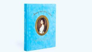 Vuoden kauneimmaksi kirjaksi valittu Amour unit deux coeurs.